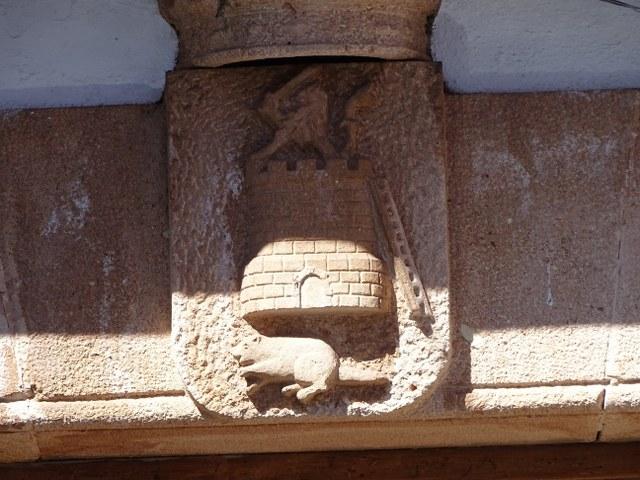 Escudo El Gastor Cadiz Andalucia