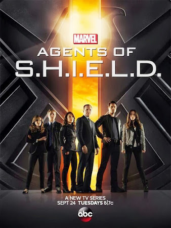 Agents of SHIELD TV Series