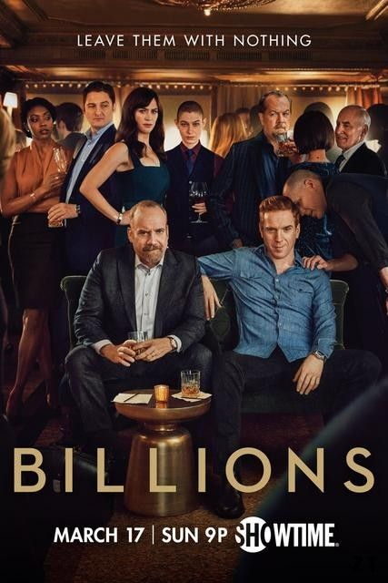 Billions – Saison 5 [Streaming] [Telecharger]