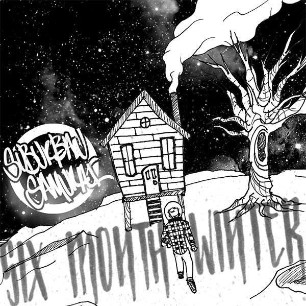 "Suburban Samurai stream new song ""Six Month Winter"""