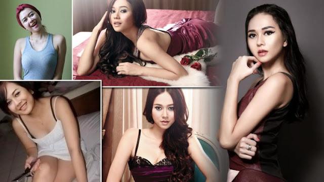 Aura Kasih, artis Indonesia yang sedang viral dengan video syur yang mirip dirinya