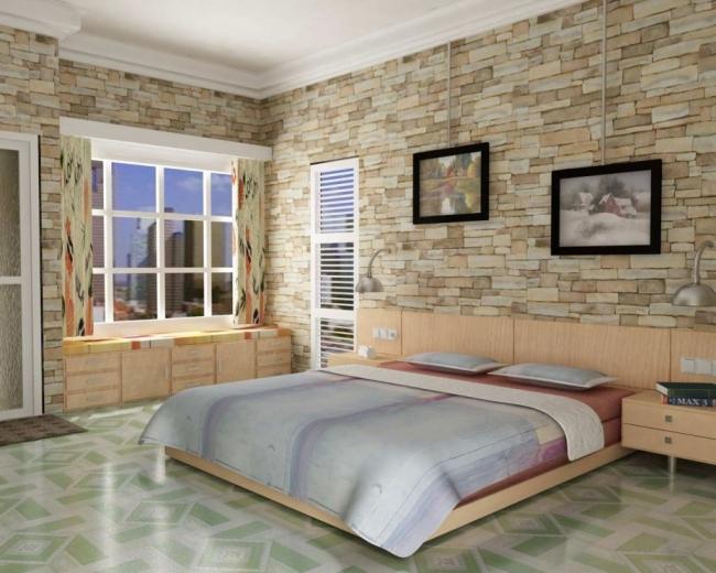 Decoracion Habitacion Rustica Affordable With Como Decorar Una - Habitaciones-de-matrimonio-rusticas