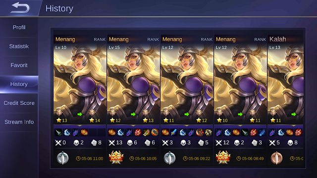 Freye, Hero Counter Martis Yang Terlupakan - Best Build