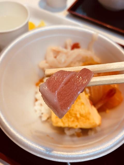 青森魚菜中心-古川市場-青森魚菜センター本店-黑鮪魚上腹肉