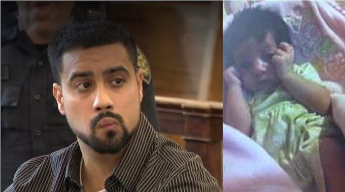 Declaran culpable en Providence un dominicano por asesinato de hija con cinco semanas de nacida