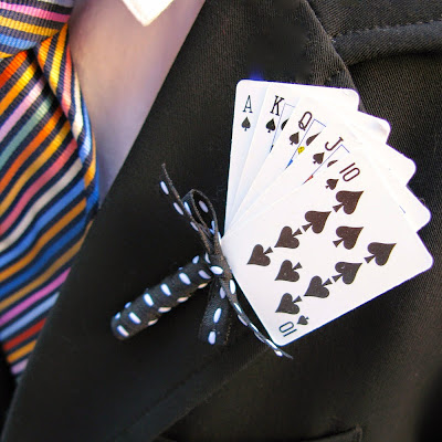 K'Mich Weddings - wedding planning- boutonnieres - cards