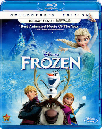 Frozen 2013 Dual Audio Hindi BluRay Download