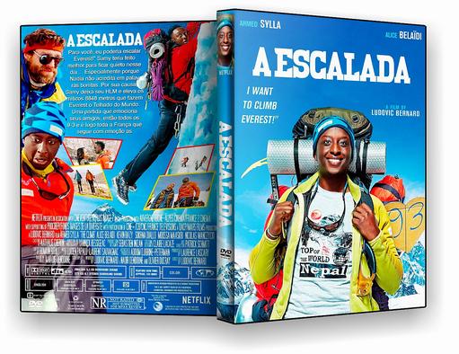 DVD – A Escalada 2017 – ISO