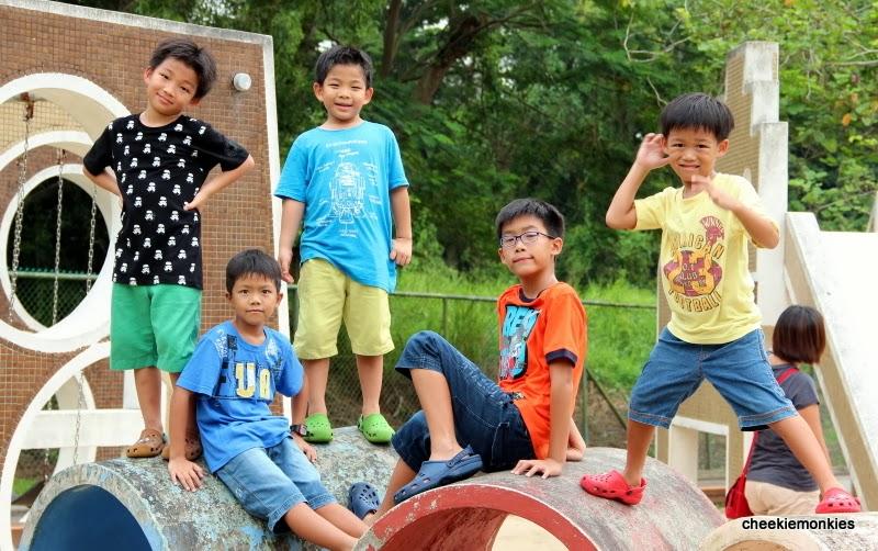 Cheekiemonkies: Singapore Parenting & Lifestyle Blog: We're