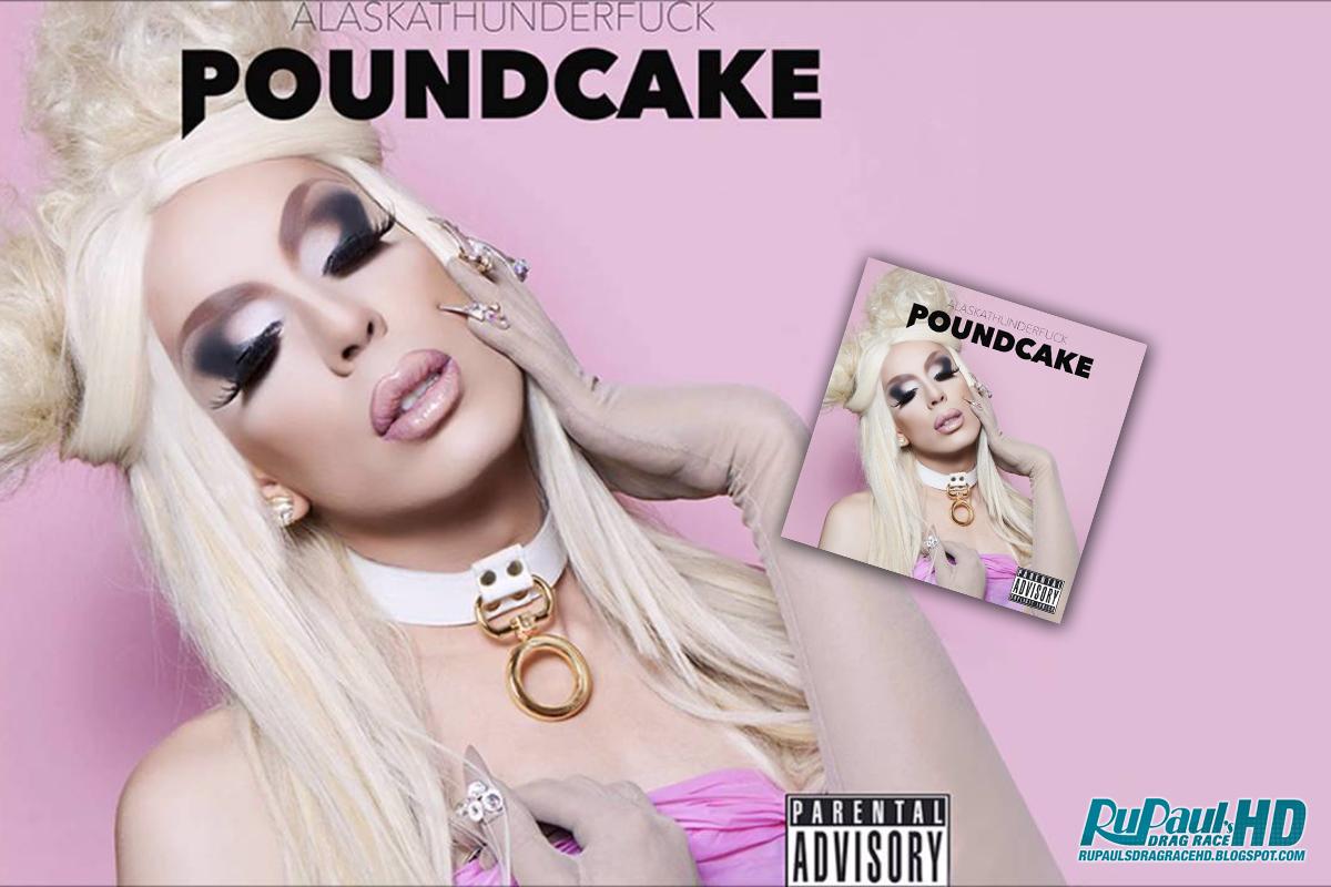 Pound Cake Album Cover