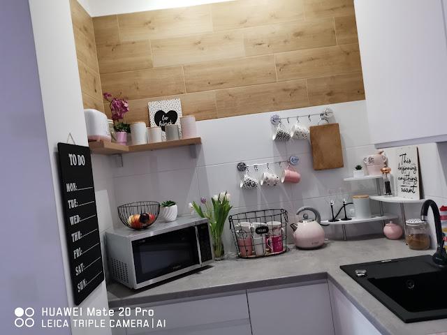 Moja Kuchnia Z Salonem I Jadalnią W Stylu Skandynawskim