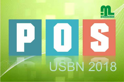Tentang Prosedur Operasional Standar Penyelenggaraan Ujian Sekolah Berstandar Nasional  POS USBN 2017/2018 untuk SD/MI, SMP/MTs, SMA/MA, Sekolah Menengah kejuruan