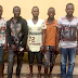 Kidnappers of residents of Isheri, Lagos arrested, Police IGP reads riot act to kidnappers