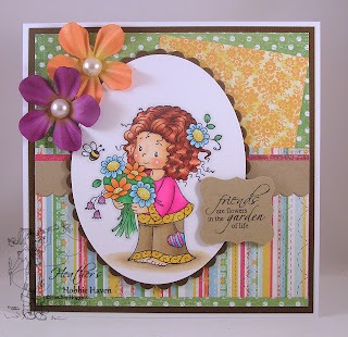 Heather's Hobbie Haven - Wee Love You Bunches Card Kit