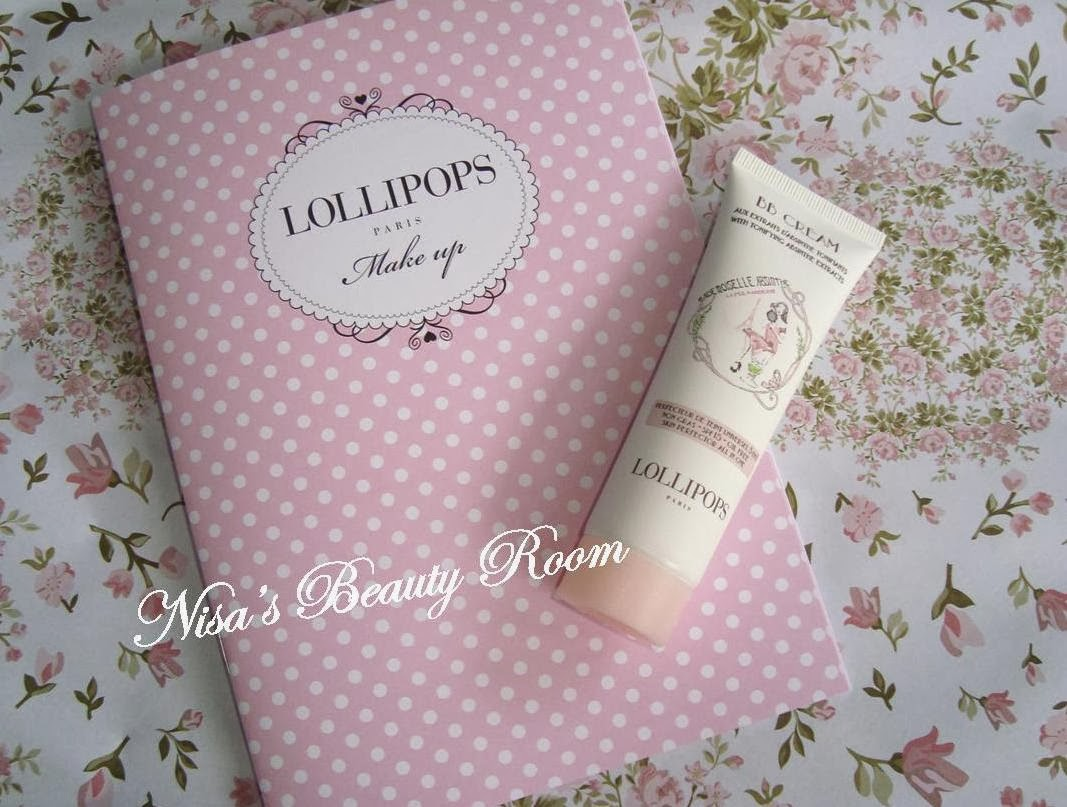 Review Lollipops Paris BB Cream