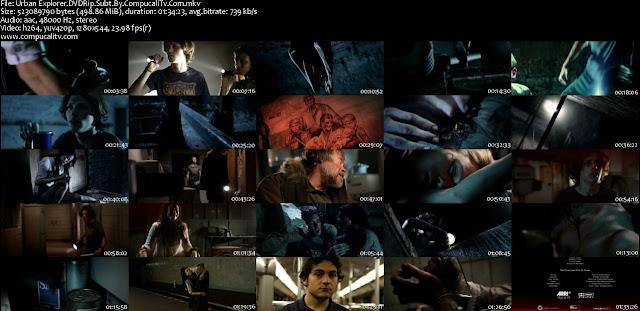 Urban Explorer DVDRip Subtitulos Español Latino 2011 1 Link