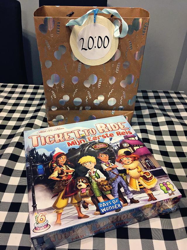 aftellen nieuwjaar 2000 bordspel spelen