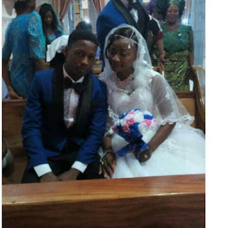 {filename}-17-year-old Girl Weds 18-year-old Boy In Abia (see Photos)