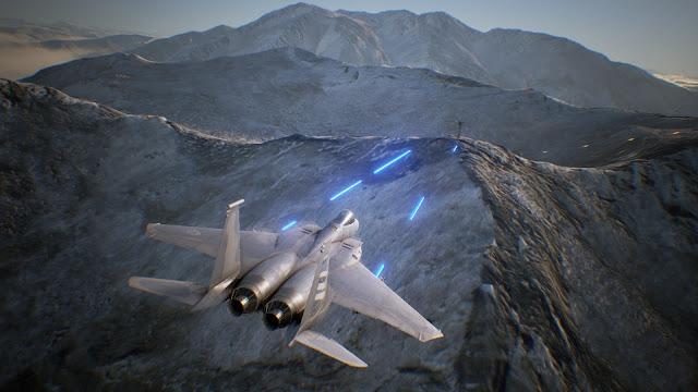 Ace Combat 7: Skies Unknown memuncaki pasar game Jepang via 4Gamer.