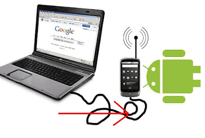 android-reverse-tethering-tool