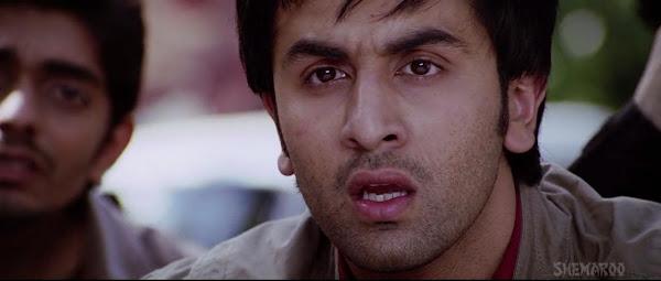 Screen Shot Of Hindi Movie Ajab Prem Ki Ghazab Kahani (2009) Download And Watch Online Free at worldfree4u.com