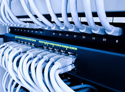 Types of computer networks based on Media Data transmission