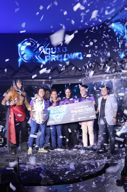 Predator League 2018 Philippine Leg's Final winner QUID PRO QUO