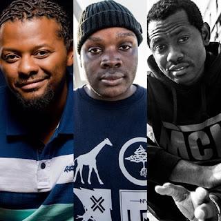 Beat Box Com Azagaia, Valete & Mck