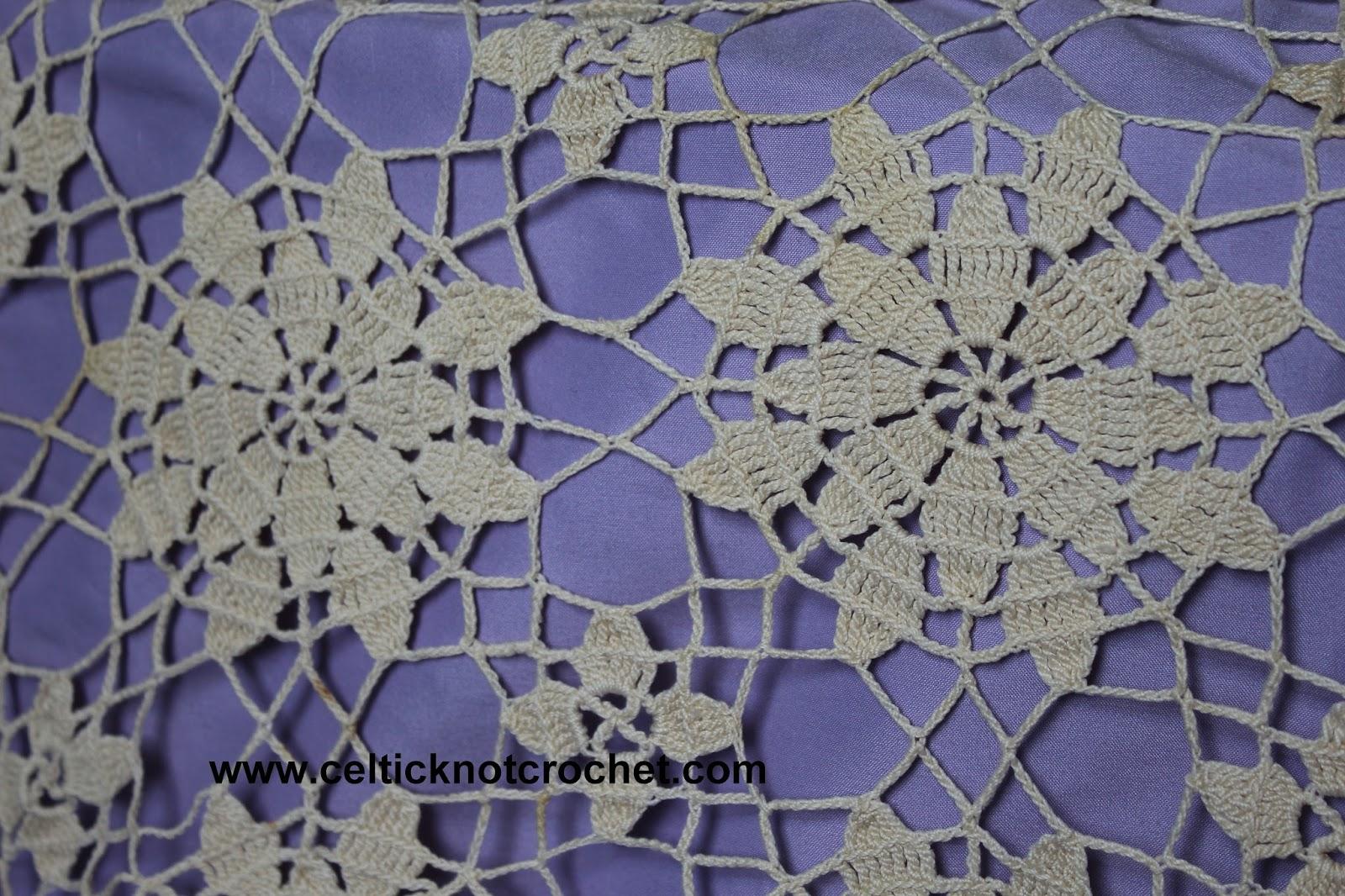 Crochetville Designer Blog Tour Celtic Knot Crochet
