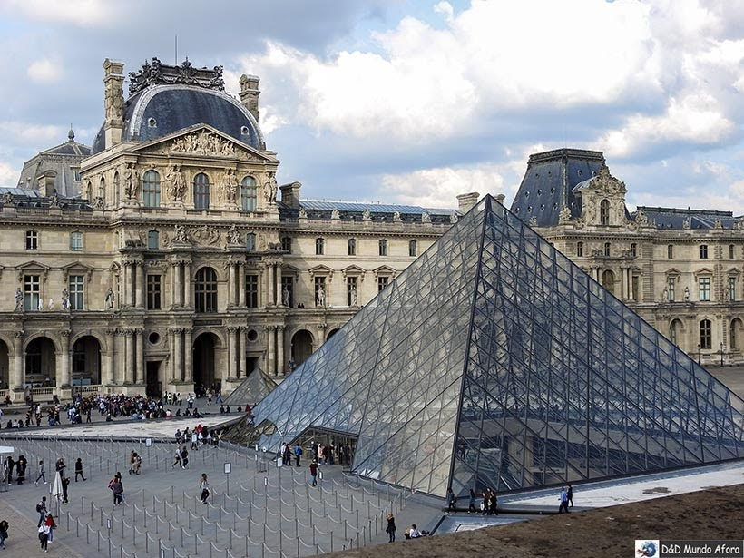 Museu do Louvre - 25 melhores museus do mundo pelo Tripadvisor