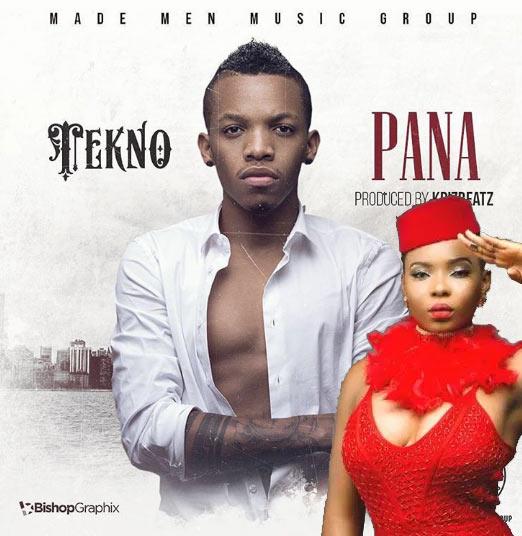 Tekno ft Yemi Alade - Pana (Remix)