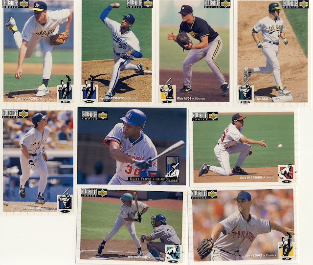 a pack to be named later 1994 upper deck collector 39 s choice series 1. Black Bedroom Furniture Sets. Home Design Ideas