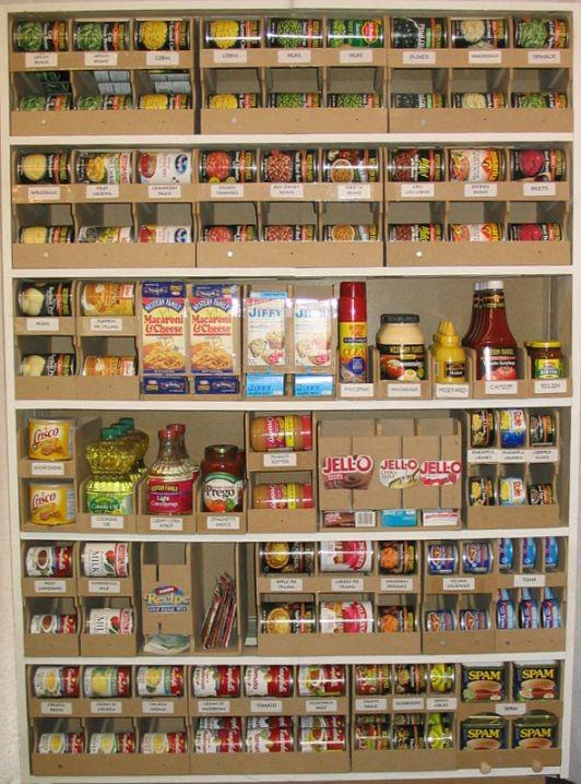 Pacific Food Pantry