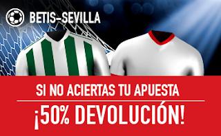 sportium Promocion Betis vs Sevilla 12 mayo