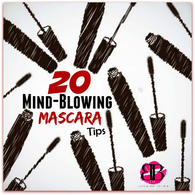 20 Mind-blowing Mascara Tips & Tricks Beauty Round up by barbies beauty bits