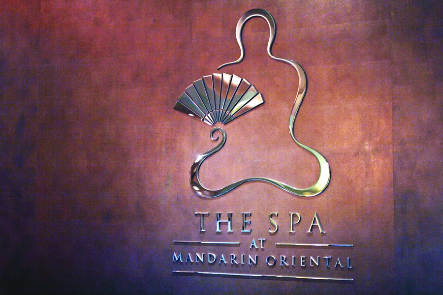 the spa at mandarin oriental washinton dc