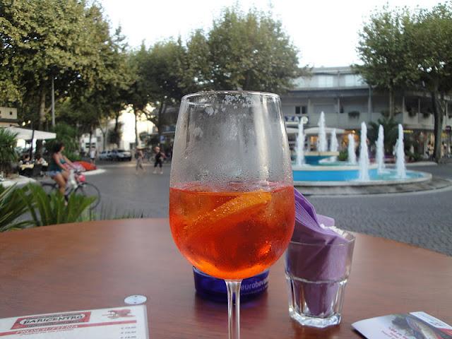 Le franc buveur: Lignano, Spritz e San Daniele