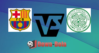 prediksi skor-barcelona vs celtic 14 september 2016