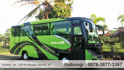 gambar bus wisata jogja
