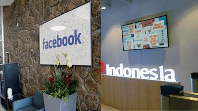 kantor facebook yang ada di indonesia