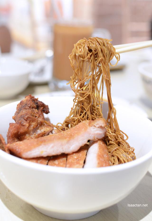Macau Pork Chop Noodle Set - RM15.90