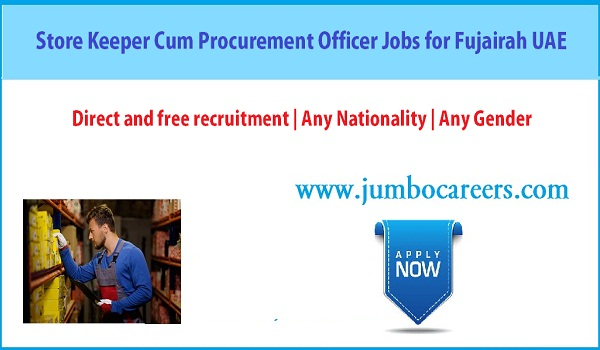 Direct free recruitment jobs in UAE, Latest UAE jobs for Indians,