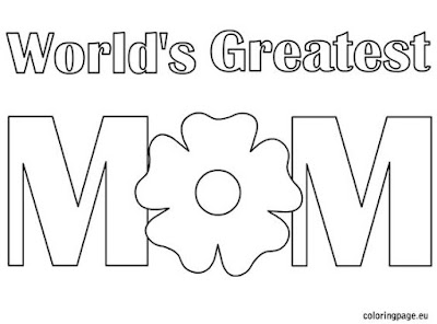 printable mother's day coloring pages for grandma