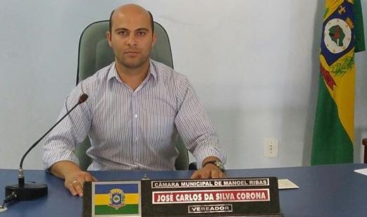 Manoel Ribas: Em mensagem no Facebook, Corona disse que não desistirá de Manoel Ribas