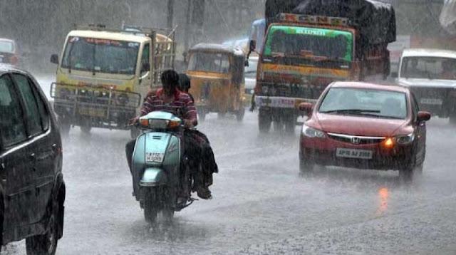 मौसम विभाग ने आंधी पानी की चेतावनी देते हुए सभी जिलों के जिलाधिकारियों को अलर्ट रहने का निर्देश दिया है