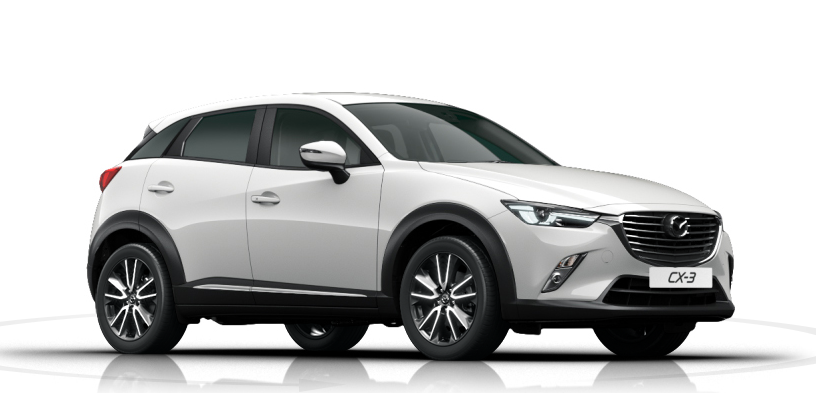 Mazda Cx 3 2017 Couleurs Colors