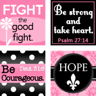Hope for the Strong Woman