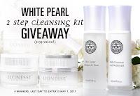 Castiga cosmetice profesionale Lionesse White Pearl