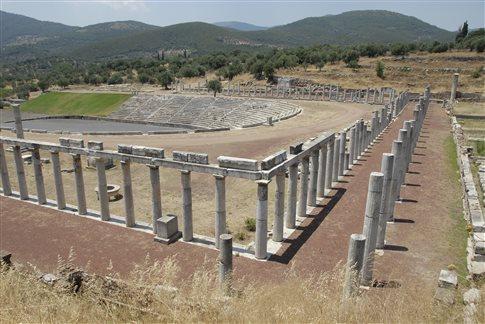 Αρχαία Μεσσήνη, η λαμπρή πολιτεία