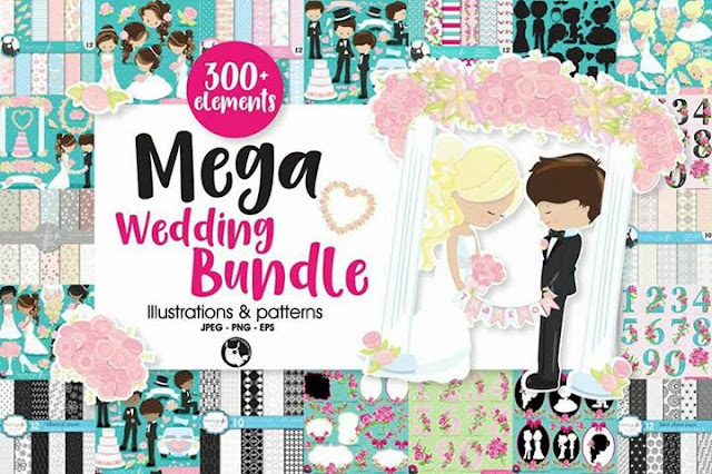 Super pack Wedding bundle  19511459_10211924111554659_543607124842220804_n